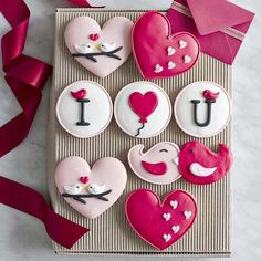 Check out these tasty Valentine's Day dessert recipes! With chocolate-covered strawberries, heart-shaped cookies, chocolate-dipped Oreos and cheesecake pops, this list sure to satisfy any sweet tooth.