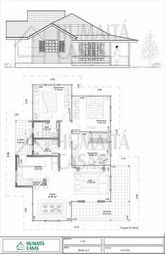 C 37 - HUMAITÁ   Casas Pré-fabricadas