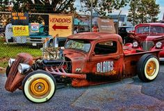 Love Rat Trucks