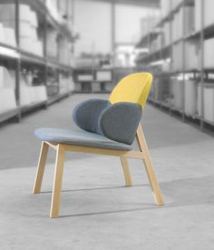 the Happy chair by Fred Rieffel for ARFA