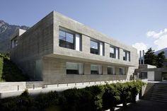 Pablo Horváth - Educational College, Chur 2010. Via, photos © Ralph Feiner.