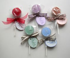 Crafty Cre8tions: Lollipop Candles