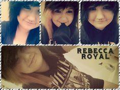Rebecca!~ She's from Michigan