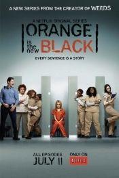 Orange is the new black: otra serie divertida para pasar el rato. Tiene momentos muy buenos, pero tampoco es una serie de culto que digamos. No te morirás si no la vez.