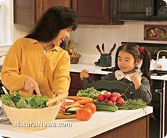 Parents, especially health-conscious parents, knowing that they are the greatest influences on their children's habits, can feel pressured to correctly instill healthy eating patterns. http://www.naturalnews.com/040076_picky_eaters_healthy_children_feeding_kids.html