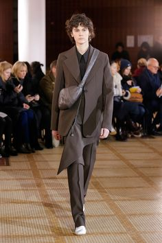 Lemaire Fall 2018 Ready-to-Wear Photos