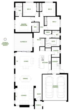Are you looking for the latest in eco house design? A Waratah energy efficient house plan from Green Homes Australia is exactly what you're looking for.