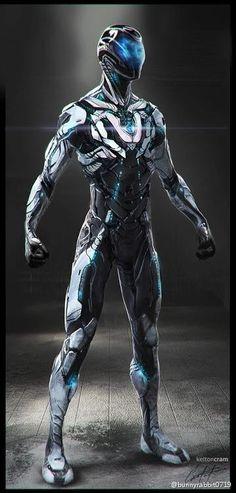 Max steel concept art