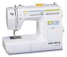 pro sewing machine manual