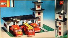 357-1: Legoland Fire House