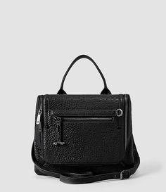 0c9109d445 Womens Ridley Shoulder Bag (Black) Accessories Shop