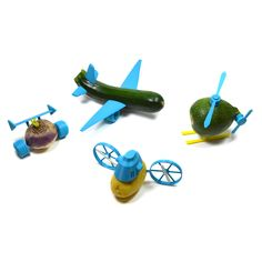 Open source printable accessories turns vegetables and fruits into fun toys 3d Printing Companies, 3d Printing Industry, Impression 3d, Potpourri, Social Design, Innovation, Digital Fabrication, Open Source, Water Crafts