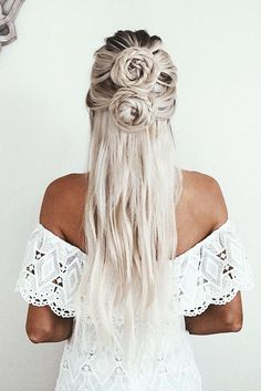 Beautiful and Easy Hairstyles for Homecoming picture 6