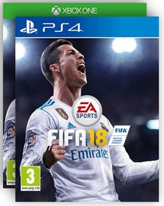 FIFA 18 by EA Electronic Arts  - Uscita il 29/09/2017 CPU Shop ... AD UN PREZZO INCREDIBILE  CPU Shop | Via Muzio Scevola n. 3/A | 58100 Grosseto info@cpushop.it  ACQUISTA ADESSO online: www.cpushop.it  PS4 : https://www.cpushop.it/…/fifa-18-by-ea-electronic-arts-ps4…/  XboxOne : https://www.cpushop.it/…/fifa-18-by-ea-electronic-arts-xbo…/  #FIFA18 #PS4 #XboxOne