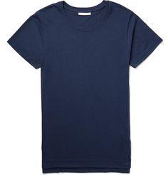 JOHN ELLIOTT Mercer Slim-Fit Supima Cotton and Micro Modal-Blend Jersey T-Shirt. #johnelliott #cloth #t-shirts