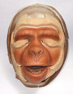 Apes Makeup Prosthetics