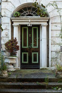 Puertas de Dublin - Dublin doors