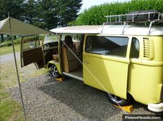 Used 1973 Volkswagen Camper for sale in Yorkshire | Pistonheads