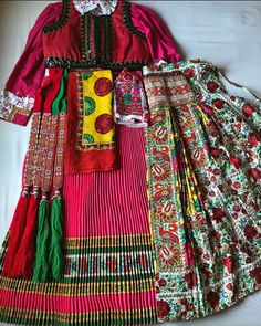Folk Costume, Costumes, Textiles, Folk Dance, Historical Clothing, Europe, Traditional, Clothes, Beautiful