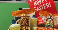 Ease food shortage with an Easter Essentials Hamper
