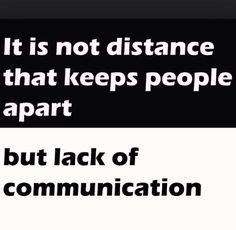 Lack of communication destroys #relationships; open honest ...