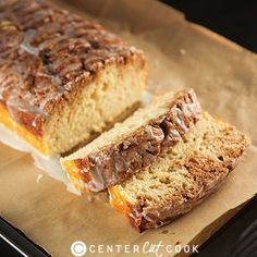 Quick and easy Cinnamon Roll Bread with a cinnamon topping. No yeast required!