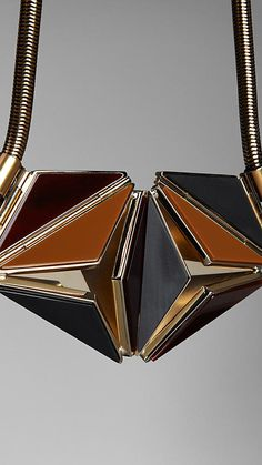 Inlaid Mosaic Necklace | Burberry