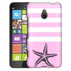Nokia Lumia 1320 Starfish Pink Slim Case