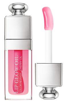 Dior Lip Glow, Fresh Lip, Dior Addict, Lip Oil, Glossy Lips, Summer Makeup, Lip Care, Makeup Cosmetics, Makeup Tips