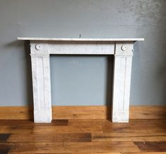 Marble Fire Surround £500