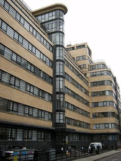Ibex Building, London, England.  Ibex Building, London -Designed by Fuller and Foulsham and opened in 1937