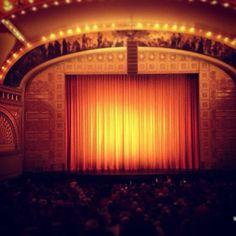 Photo by @Ryan Douglas Wells. Auditorium Theatre #Chicago