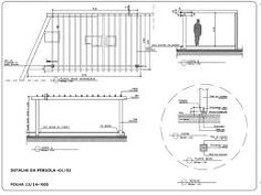 Pergola Ideas For Patio Pergola Ideas For Patio, Autocad, Diagram, Floor Plans, Architecture, Design, The Sims, Popular, Exterior