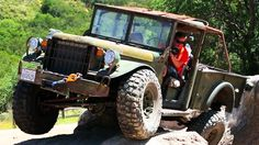 From Sky to Shining Sea! Road Trippin a 1965 #Dodge M37! [Dirt Every Day Episode 10]