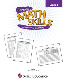 Learn about essential #math skills needed to ensure deep understanding of key concepts! This product includes interactive inventories with directions on how to use them. Grade: 3
