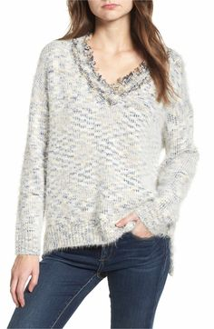 Main Image - Raga Keep at Bay Space-Dyed Sweater