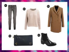 Wishlist soldes aux Galeries Lafayette pour Small & Tall