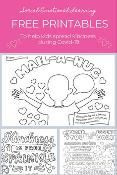 First Grade Activities, Free Activities, Infant Activities, Kindergarten Activities, Kindness Projects, Kindness Activities, Teaching Empathy, Help Teaching, Social Work