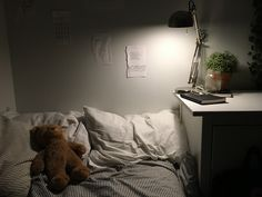 bedroom ideas Bedroom Ideas, Interior, House, Indoor, Home, Interiors, Homes, Houses, Dorm Ideas