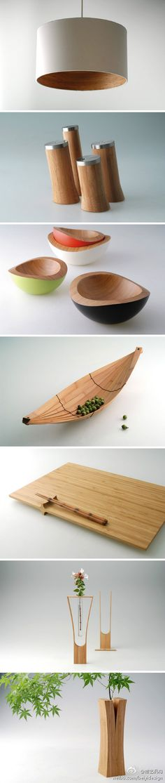 design Neat pics of smooth wooden products! Aline ♥wood design Neat pics of smooth wooden products! Wood Projects, Projects To Try, Objet Deco Design, Expensive Art, Design Industrial, Bamboo Design, Wooden Products, Wood Art, Wood Wood