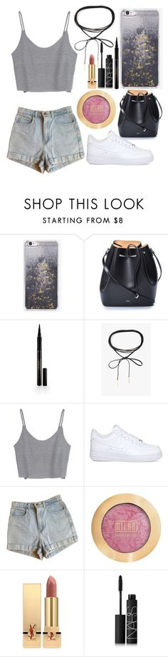 """""""Untitled #24"""" by sofi-the-first1912 on Polyvore featuring Skinnydip, N°21, Elizabeth Arden, Azalea, NIKE, American Apparel, Milani, Yves Saint Laurent and NARS Cosmetics"""