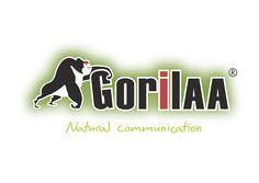 Logo de la plataforma con claim, diseñado por el equipo de diseño gráfico de Tipolínea