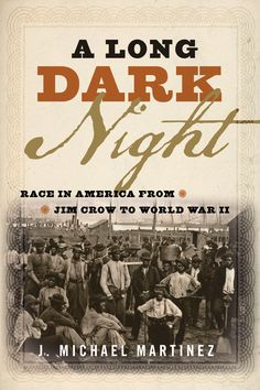 A Long Dark Night provides a sweeping history of an often overlooked period of African American history that followed the collapse of Reconstruction. Discussing both crucial political issues and public policy decisions as well as a the lives of black and white Americans between the 1880s and the 1940s, A Long Dark Night will be of interest to all readers seeking to better understand this crucial era that continues to resonate throughout American life today.