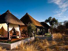 Kempinski Safari Lodge, Namibia, Africa Rustic luxury lodge www.rusticvacations.com