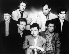 Icehouse - one of my favorite Aussie 80's band.  Love that Iva Davies!!!!