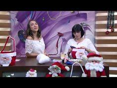 22/12/2015 – Bolsa Papai Noel em feltro – Rosemary Ansante   RS21