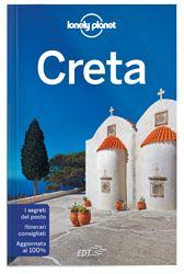 """""""Creta è una terra affascinante di rovine antiche, paesi accoglienti, aspre montagne, gole che si aprono su spiagge di sabbia rosa e mare turchese."""" Alexis Averbuck, Autrice Lonely Planet"""