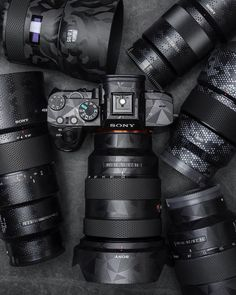 """I think we got it covered """"literally"""". covers most of our daily shooting. We Got It, Sony Camera, Binoculars"""