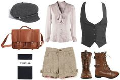 Gavroche. This is actually a really cute outfit!