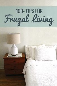 100+ Tips for Frugal…